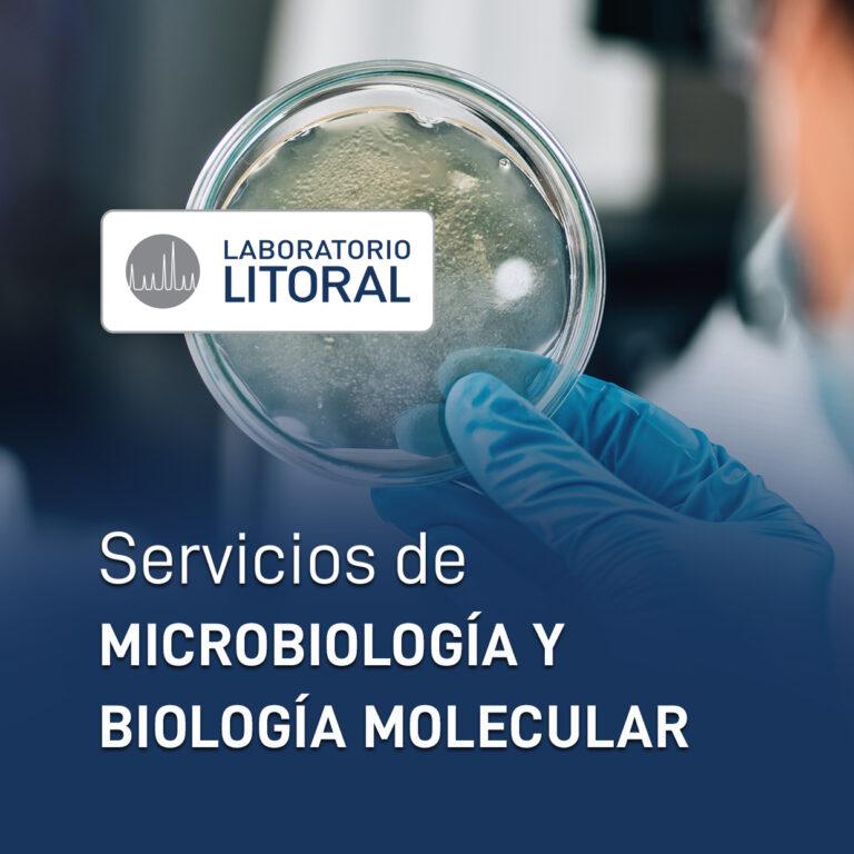 Microbiología y Biología Molecular